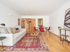 Hotel photo: Modern Apartment in Avenida da Liberdade