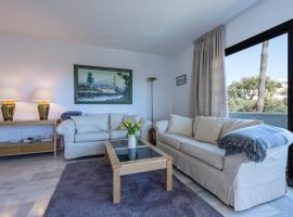 Hotel photo: Comfortable apartment with sea view