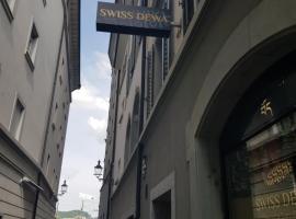 Hotel photo: Swiss Dewa