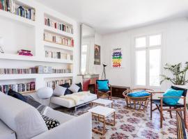 Photo de l'hôtel: Class Appart Appartement T3 - 80m² Montpellier/Les Arceaux 34000