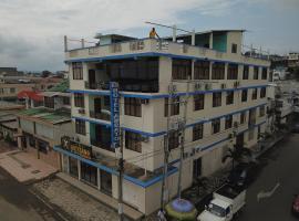Hotel near Esmeraldas
