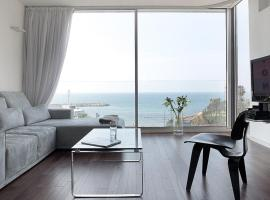 Hotel photo: Beachfront Apartment - Hayarkon st