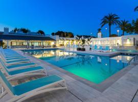 酒店照片: Hotel Playasol Cala Tarida