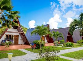 Hotel photo: La Digue Island Lodge