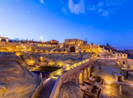 Hotel photo: Hanedan Cave Suites