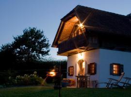 Hotel photo: Ferienhaus Friedrich - Honigmond im Troadkast´n