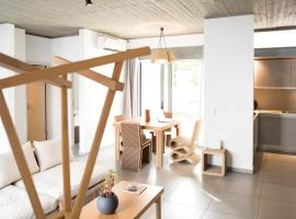 Hotel photo: Papercutshome lounge/Eco/experience 80 sqm