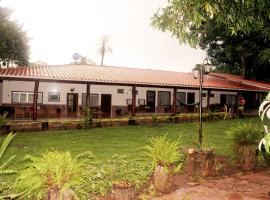 Hotel photo: Hotel Santiago de Chiquitos