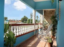 A picture of the hotel: Hostal Sirena del Mar, Casilda