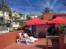 Hotel kuvat: Suite con vistas a la ciudad