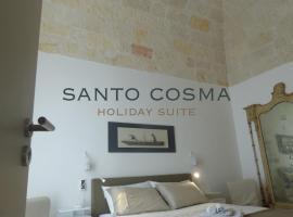 होटल की एक तस्वीर: Santo Cosma Holiday Suite