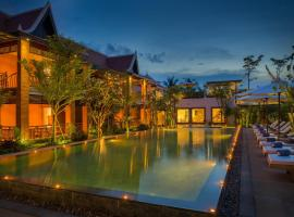 Hotel photo: The Khmer House - Secret Oasis