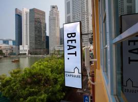 A picture of the hotel: BEAT. Capsules @ Boat Quay
