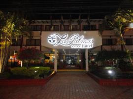 A picture of the hotel: Las Palmas