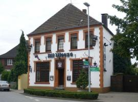 A picture of the hotel: Alt Weeze
