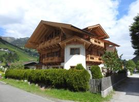 Hotel photo: Blockhaus Ganschitter