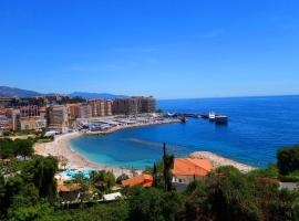 A picture of the hotel: Border MONACO,sea view