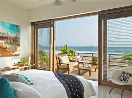 Hotel photo: Marea Beachfront Villas