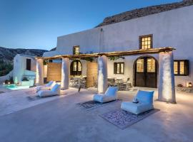 Hotel photo: Canava Villas in Santorini