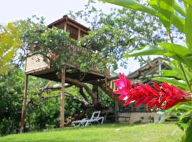 A picture of the hotel: Salto Taino - Rancho Hotel