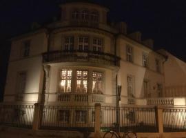 Фотографія готелю: Appartement indépendant dans grande maison de maître