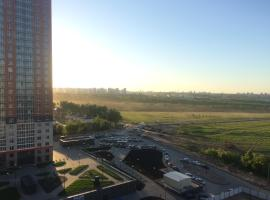Фотографія готелю: Ankudinovskyi park apartment