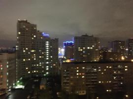 Hotel near Jekaterinburg