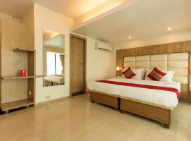 Фотография гостиницы: OYO 2026 Hotel Aishwarya Residency