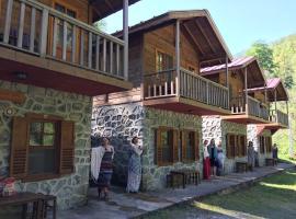 Хотел снимка: Mencuna Konaklari