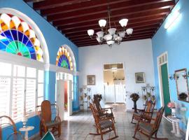Фотография гостиницы: Hostal Alma