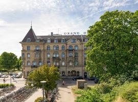 Hotel near Suedia