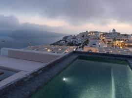 Hotel photo: Enalion White Suites Oia