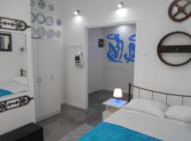 A picture of the hotel: Monastiraki flea market & metro station appartment