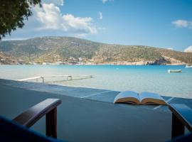Hotel photo: Seahouse Eutuxia Vathi