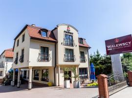 Hotel Photo: Hotel Walewscy