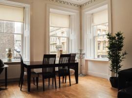 Фотография гостиницы: Sauchiehall Street Shared Apartment