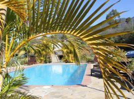 A picture of the hotel: Casa Rural Los Geranios 1