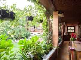 Hotel foto: Hotel Casa Chapultepec
