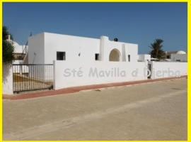 Hotel photo: Villa la rose du sable