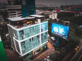 Hotel photo: Zazz Urban Bangkok