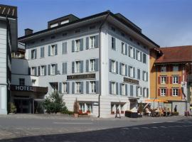 Hotel photo: Hotel Metzgern