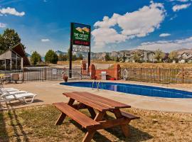 Hotel photo: Coyote Mountain Lodge