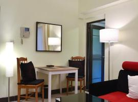 Hotel photo: Innocondo Serviced Apartment Xiamen Binbei - One Bedroom Suite