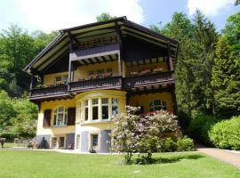 호텔 사진: Villa Liliengrund