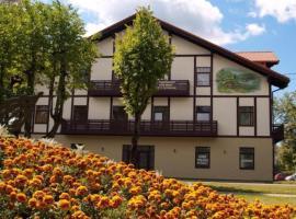 Hotel near Turaida