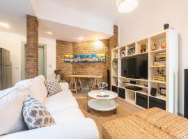 Hotel photo: Elegant Kerameikos Apartment