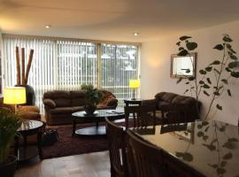 Hotel photo: Hermoso departamento en zona exclusiva Polanco Horacio 1069