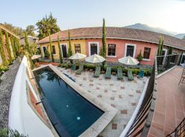 Hotel photo: Luxury Villas Antigua Guatemala