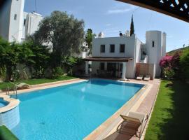 Hotel photo: Evoteli Group Torba 4+1 Private Pool Villa