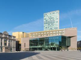 A picture of the hotel: Novotel Charleroi Centre